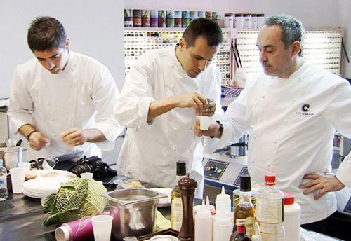 Ferran Adria Barcelona New Restaurant